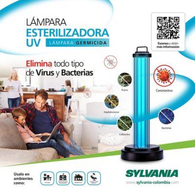 Lámpara De Mesa Esterilizadora UV
