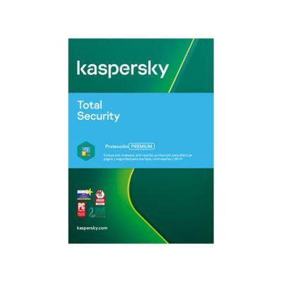 Antivirus Total Security 3 Dispositivos
