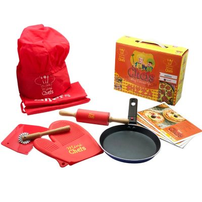 Kit Cocina Divertida Pizza