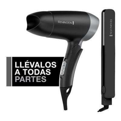 Combo Secador + Plancha de Cabello D2400-S1300