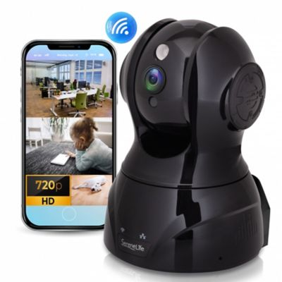 Cámara de Seguridad Wifi 720P Negro