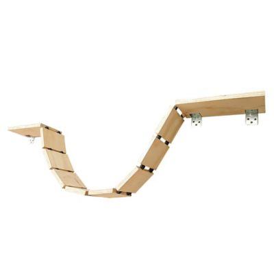 Puente para Gatos Bolt 80x35x12cm