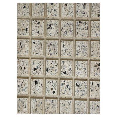 Piso Loseta Cuadrato Blanca 30x30cm Caja X 24m2