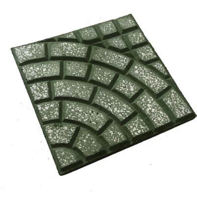 Piso Baldosa Roseta Verde 30x30cm Caja X 24m2