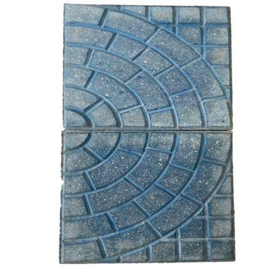 Piso Baldosa Roseta Azul 30x30cm Caja X24m2