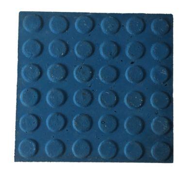Piso Loseta Toperol En Mortero Azul 30x30cm Caja X 24m2