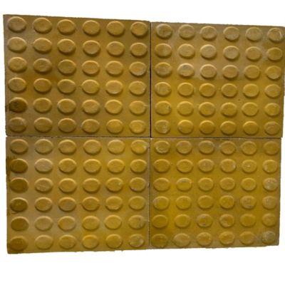 Piso Loseta Toperol En Mortero Amarilla 30x30cm Caja X 24m2