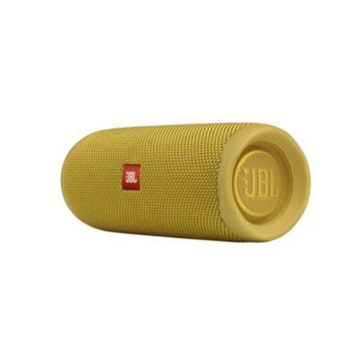 Parlante Bluetooth Flip 5 Amarillo Mostaza