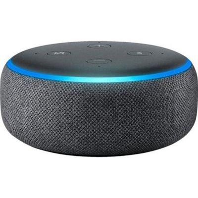 Asistente de Voz Amazon Echo Dot 3 Gris Oscuro