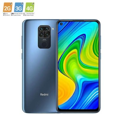Celular Redmi Note9 64GB 3RAM Gris