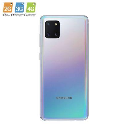 Celular Galaxy Note10 Lite 128GB Plateado