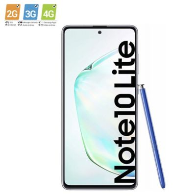 Celular Galaxy Note10 Lite 128GB Negro