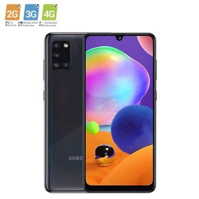 Celular Samsung A31 128gb Camcuadruple Negro
