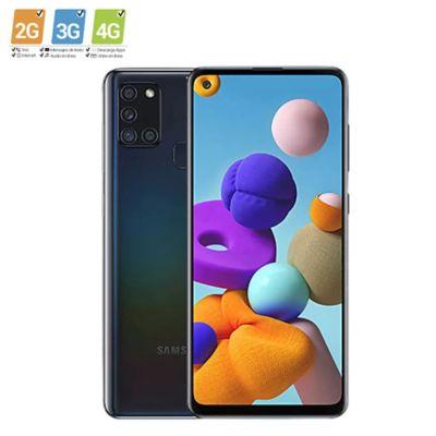 Celular Samsung A21s 64gb Negro