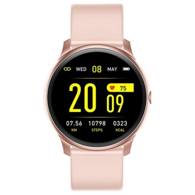 Smartwatch Pulse 4 P240 Pantalla Amoled Bluetooth - Rosa