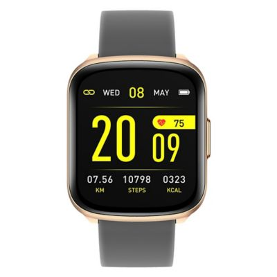 Smartwatch Pulse 5 P250 Pantalla Amoled Bluetooth - Dorado