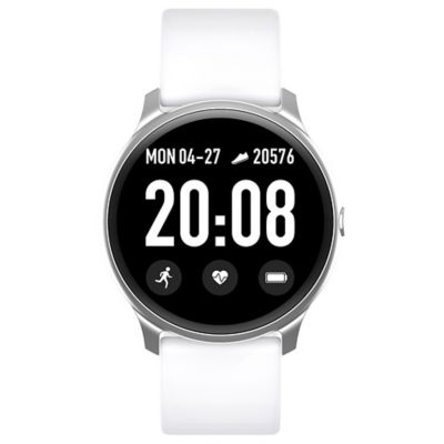 Smartwatch Pulse 4 P240 Pantalla Amoled Bluetooth - Blanco