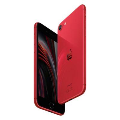 Celular IPhone SE 128GB Rojo