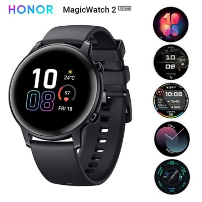 Honor Magic Watch 2 42mmSmartwatch Negro
