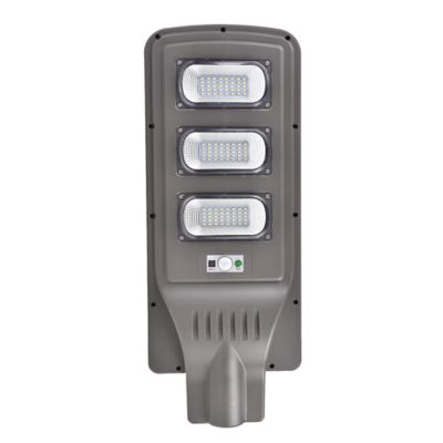 Lámpara Alumbrado Público SMD 60W 6500K P/Solar 12W-6V