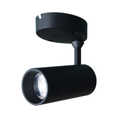 Spot LED 10W 6500K 110-240V 80Lm/W Negro
