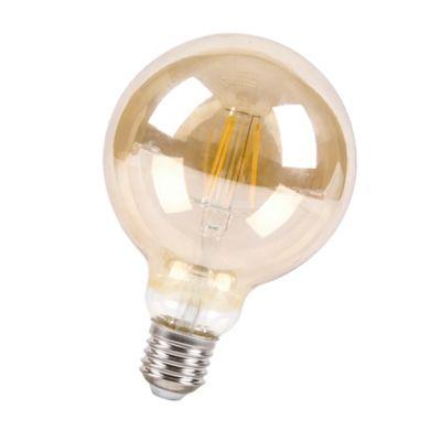 Bombillo G80 Filamento LED 4W 2700K Ambar