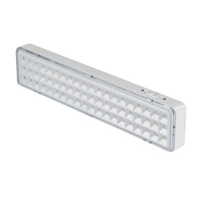 Lámpara Emergencia 60LED 4.5W 6500K 110-220V