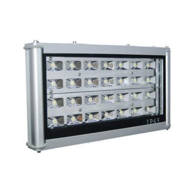 Lámpara Alumbrado Público Cuadrada 30W 6500K 110-295V