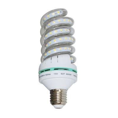 Bombillo Espiral LED 16W 4000K 100-240V