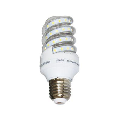 Bombillo Espiral LED 9W 4000K 100-240V