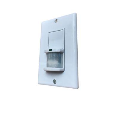Sensor Movimiento 180g con Interruptor 110-220V