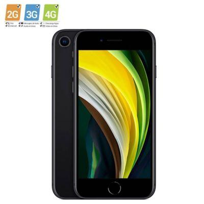 Apple Iphone Se Black 64 Gb