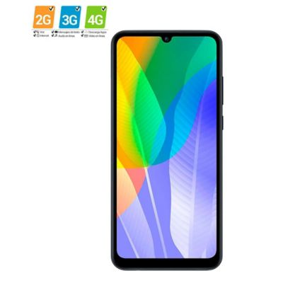 Huawei Y6P Negro 64Gb
