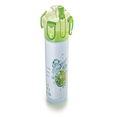 Botella Agua con Filtro de Te 700ml Verde