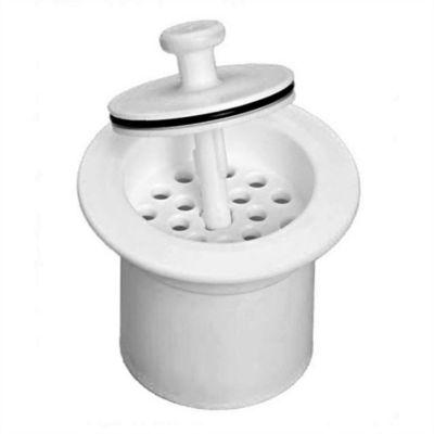 Válvula 2.5 pulg Plástico Con Sosco Pozuelo Tubería 2 pulg