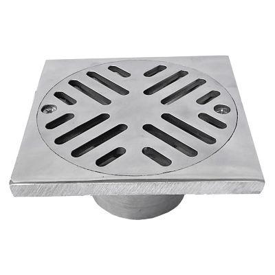 Rejilla Decorativa 5 pulg x 5 pulg x 3 pulg Aluminio Tubería 3 pulg