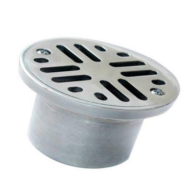 Rejilla Decorativa 4 pulg x 2 pulg Aluminio Tubería 2 pulg