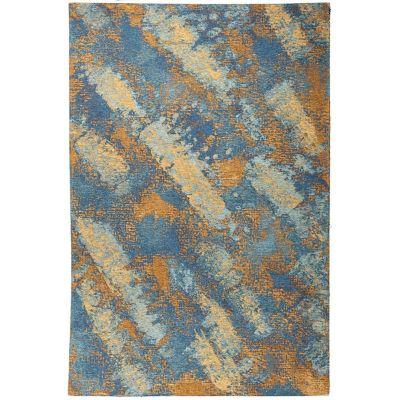 Tapete de Área Haya 152x244 cm Azul