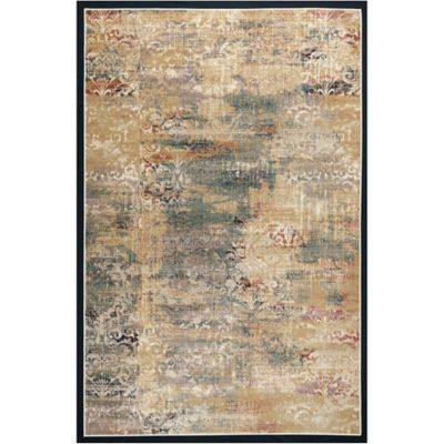 Tapete de Área Sherbin 183x274 cm Multicolor