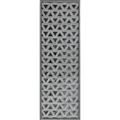 Camino Wynwood 61x213 cm Negro