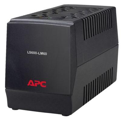 Regulador de Voltaje APC Line-R 600Va 300W 120V
