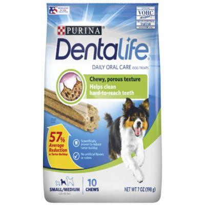Dentalife Perros Pequeños Y Medianos X 198 Gramos