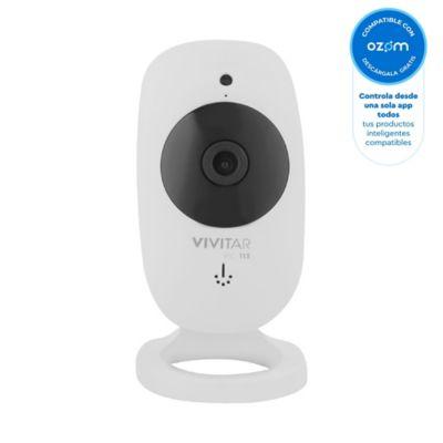 Cámara Wifi Full HD con Vision Nocturna IOS/Android y Sensor de Movimiento con Audio de Dos Vias
