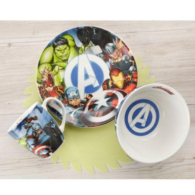 Estuche 1 Set Desayuno 276ml Avengers
