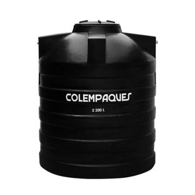 Tanque Agua Cilíndrico 2.200 Litros