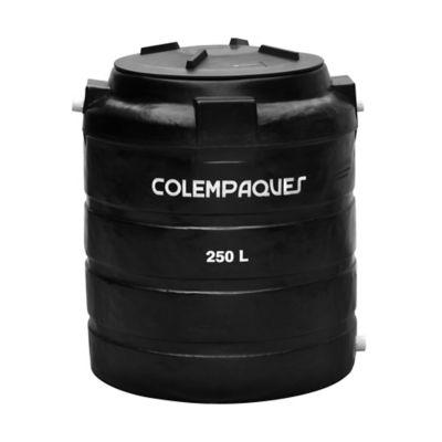 Tanque Agua Cilíndrico 250 Litros