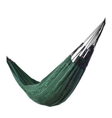 Hamaca Típica 135x225cm Verde Pino
