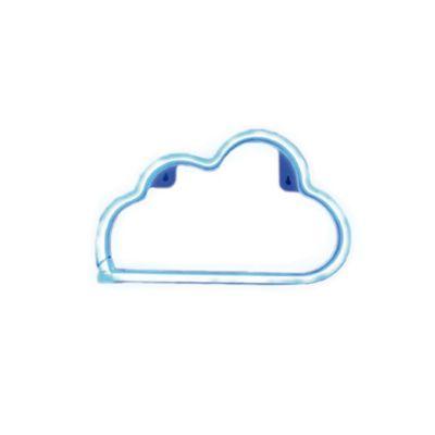 Nube Decorativa Neón