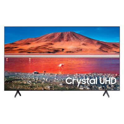 Televisor 65 Pulgadas 4K UHD UN65TU7000KXZL Negro