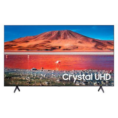 Televisor 55 Pulgadas 4K UHD UN55TU7000KXZLNegro